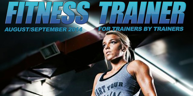 Sharing Fitness Training Tips, Danny Musico to be Featured in Fitness Trainer Magazine!
